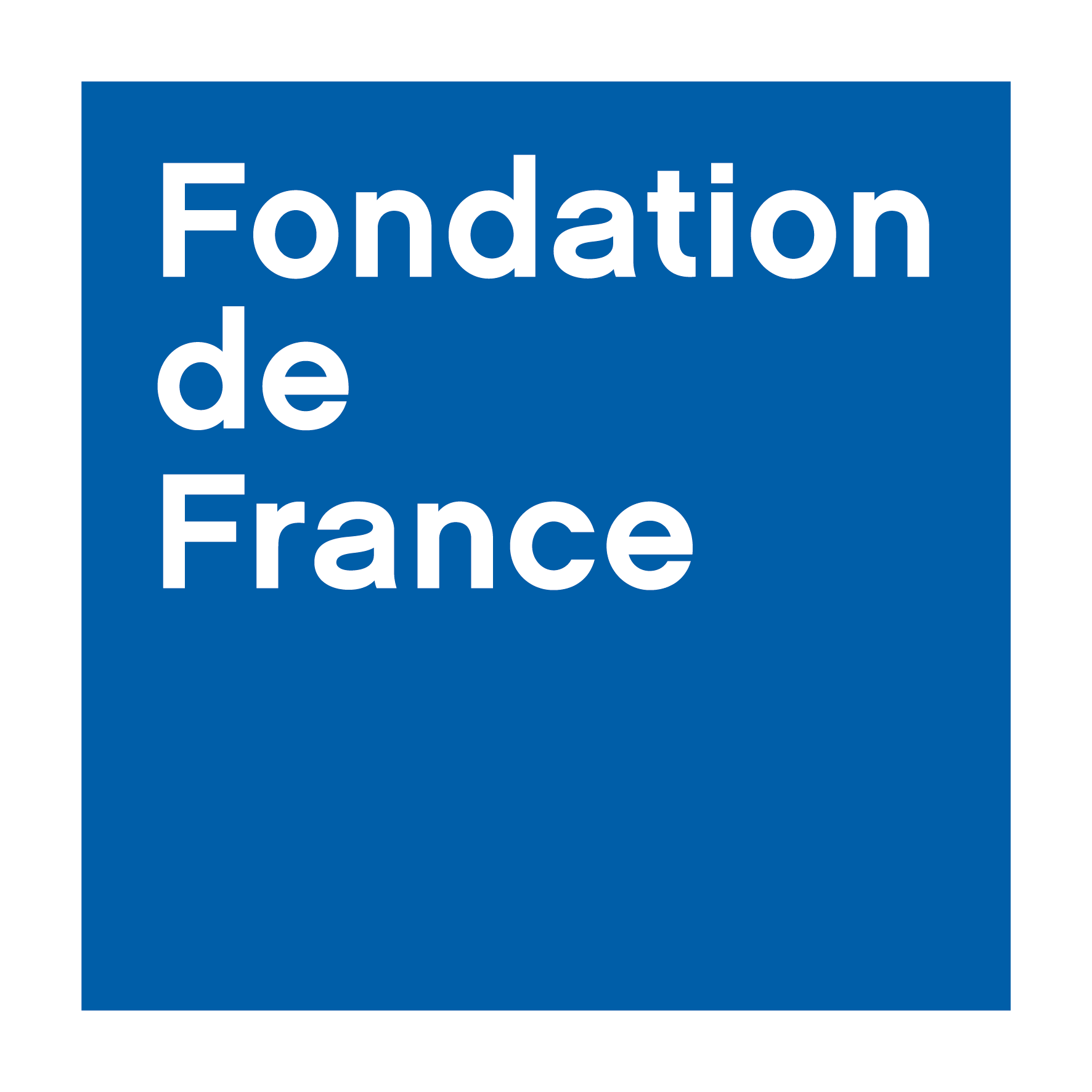 the Fondation de France logo