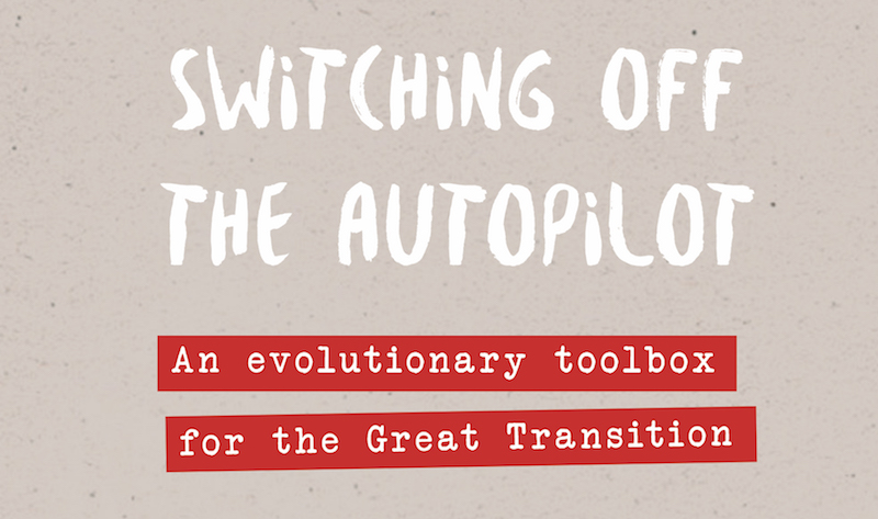 Switching off the autopilot cover